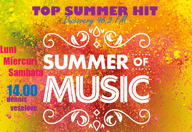 Top SUMMER Hit- 14:00