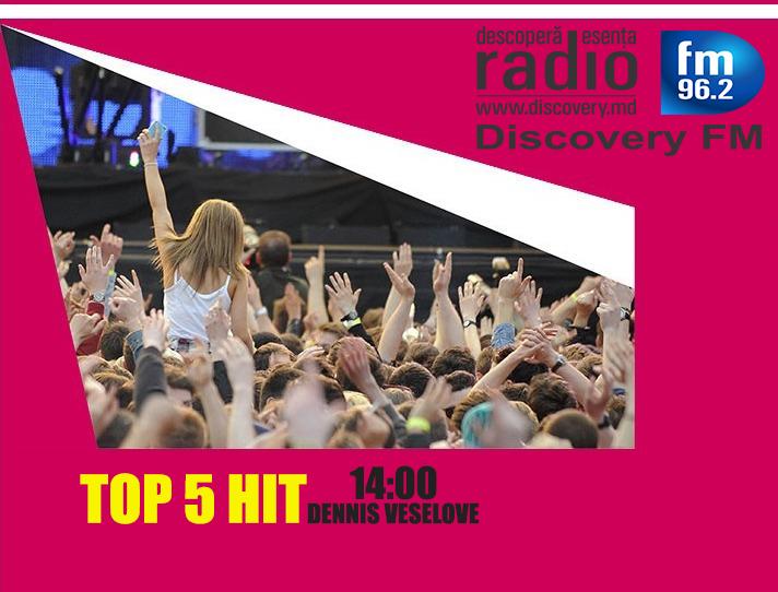 Top 5 Hit- 14:00